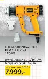 Fen-Odstranjivač boje Dewalt D26411