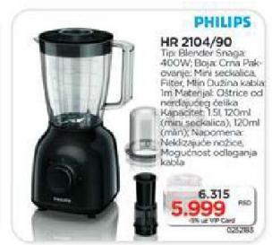Blender HR2104/90