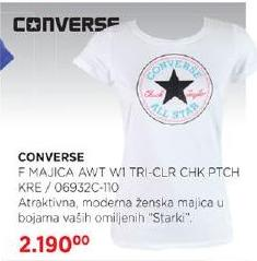Ženska majica CONVERSE