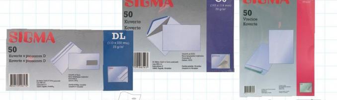 Koverte C5
