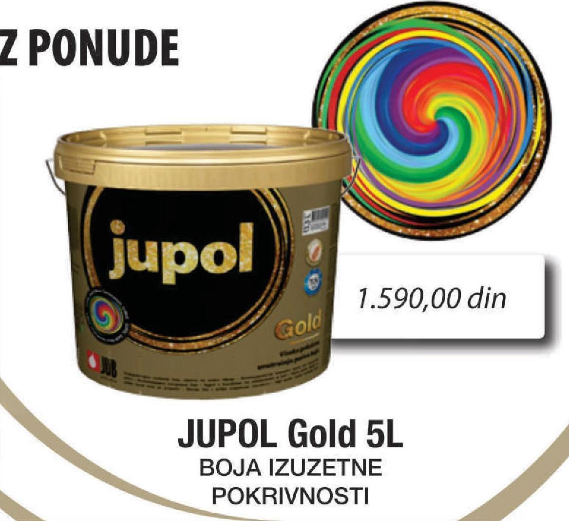Boja Gold