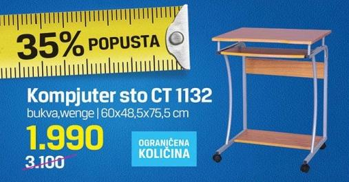 Kompjuter sto CT-1132