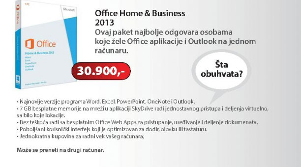Office home i Business
