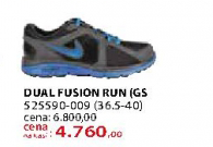 Patike Dual fusion Run GS