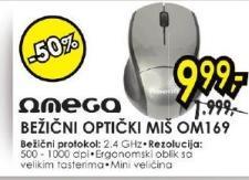 Bežični optički miš OM169