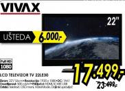 Televizor LCD TV 22LE30