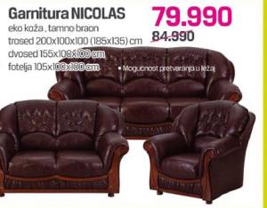 Garnitura Nicolas