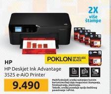 Štampač Deskjet Ink Advantage 3525 All-in-One Printer
