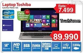 laptop Satellite P845t-10c