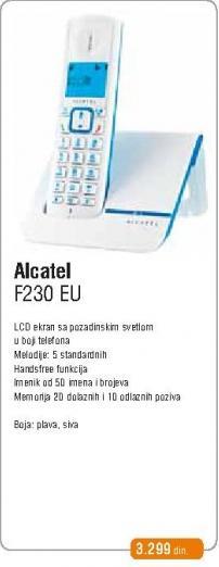 Bezicni telefon f230 EU