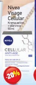 Krema za lice Nivea Visage Cellular