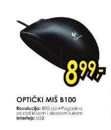 Optički miš B100