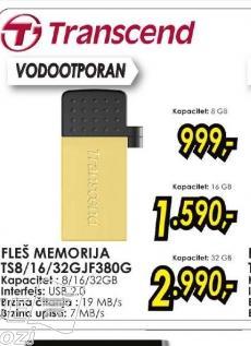USB flash TS32GJF380G