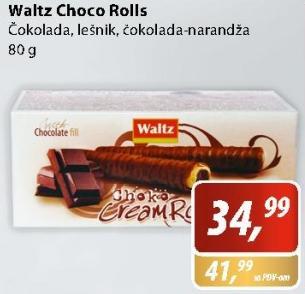 Choco Rolls čokolada
