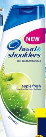 Šampon za kosu apple fresh