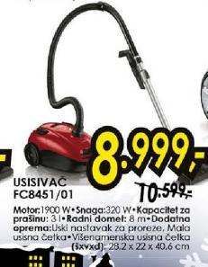 Usisivač FC8451/01