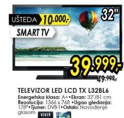 """Televizor LED 32"""" L32bl6"""