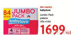 Jumbo Pack pelene