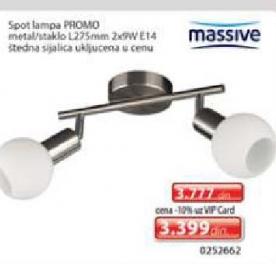 Spot lampa PROMO