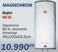 Bojler 80Lit Magnohrom