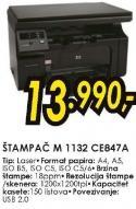 Štampač M 1132 CE847A