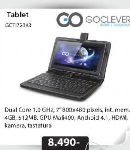 Tablet GCTI720KB