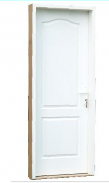 Vrata KMB luk farbana