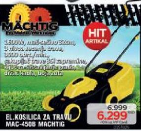Električna Kosilica Za Travu MAC-450B