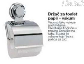 Držač toalet papira
