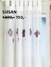 Zavesa SUSAN