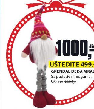 Deda Mraz  Grendal