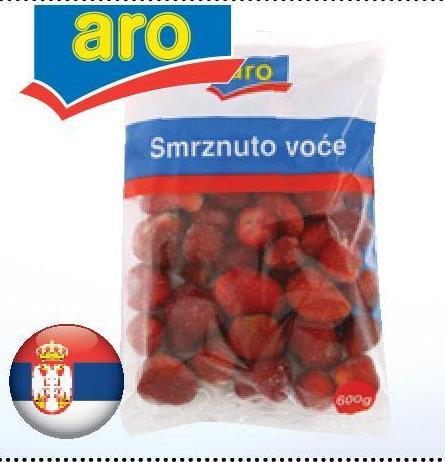 Smrznuta jagoda