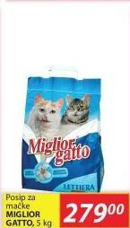 Posip za mačke