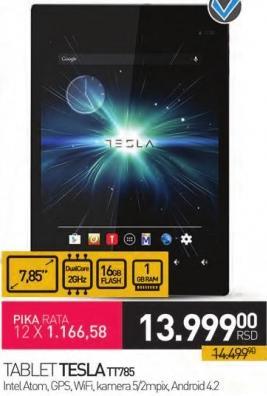 Tablet TT785