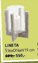 Svećnjak Lineta