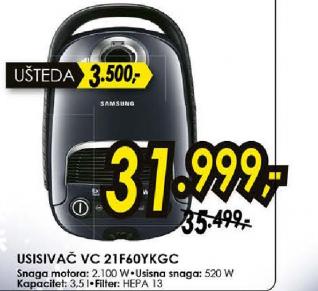 Usisivač VC 4320
