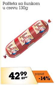 Pašteta šunka