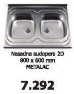 Sudopera nasadna 2d