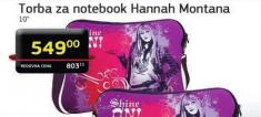 Torba za notebook Hannah Montana