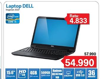Laptop Inspiron 3537 15.6""