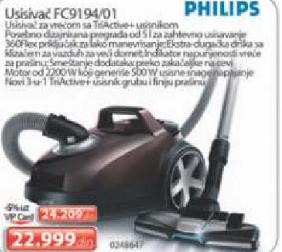 Usisivač FC 9194/01