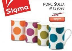 Porcelanska šolja Mt39093 Sigma