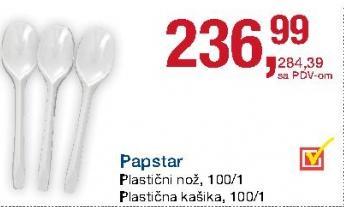Plastična kašika
