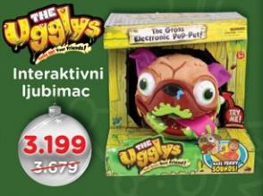 Interaktivni ljubimac The Ugglys
