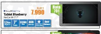 "Tablet NetCat M-17 7"""