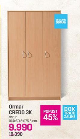Ormar Credo 3K