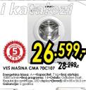 Veš mašina CMA 70C107