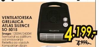 Ventilatorska Grejalica SO5015