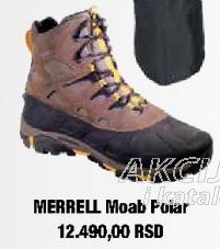 Zimske cipele MERREL Moab Polar