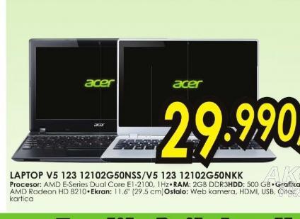 Netbook V5 123 12102G32NSS